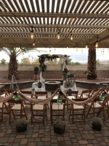 Intimate event | AT Southern Design Co.