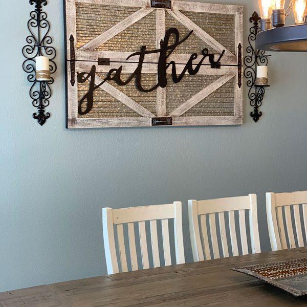 Farmhouse Decor - Interior Design, Home Decorating